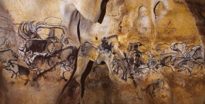 Lion_panel_Schauvet_Cave