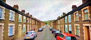 grifith street maerdy